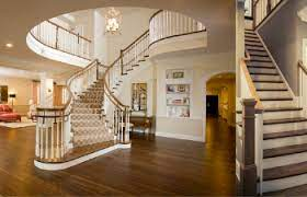 Make a bold entrance with one of these funky and colorful staircase design ideas. 4 Simple Steps To Planning A Custom Staircase Design Southern Staircase Artistic Stairs