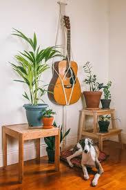 designs macrame guitar hanger guitar