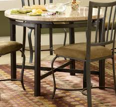 image of 42 inch round dining table and chairs