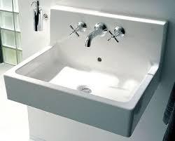 vero wall mount bathroom sink