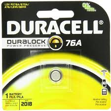 Osi Batteries Duracell 1 5v Px76a 675a A76 Lr44 Mr44