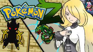 Arceus Cynthia Pokémon Z Pokemon Rom Hack: 2