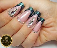 New Year Fingernail Designs Top 50 New Years Nails Designs To Look Sparkling Yve