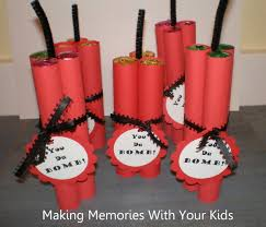 office valentine ideas. You Da Bomb DIY Christmas Candy Gift Office Valentine Ideas S