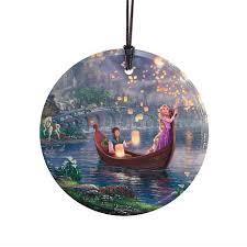 ... StarFire Prints Disney Glass Ornament -