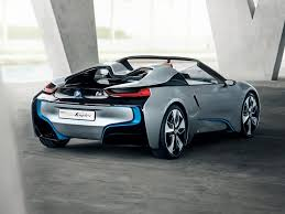 Coupe Series 2013 bmw i8 : automotivegeneral: bmw i8 spyder concept edrive wallpapers