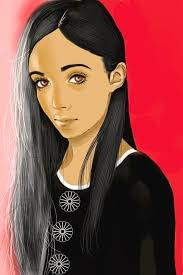 I'm not sad Digital Art by Melody Curran