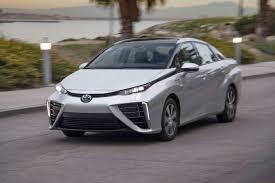 2016 Toyota Mirai Review - Long-Term Arrival