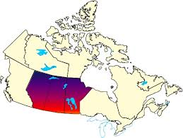 5. <b>Summer</b> on the Prairies … <b>Warm</b>, Wet and <b>Wild</b>