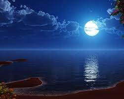 Beautiful Blue Moon Wallpapers on ...
