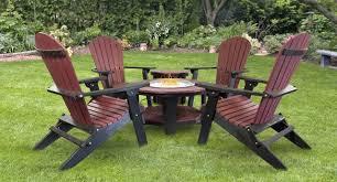 image of four seasons furnishings amish made furniture folds up for easy throughout foldable adirondack