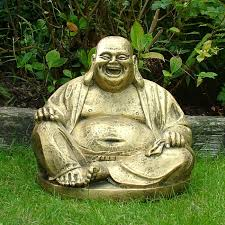 buddha garden statue. Laughing Buddha Garden Statue Outdoor Make The Landscaping A Place Of Wonder With