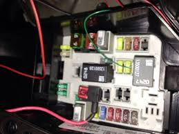 general fuse wiring question camaro5 chevy camaro forum camaro i would recommend installing a switch and not just relying on the remote to turn them on an off