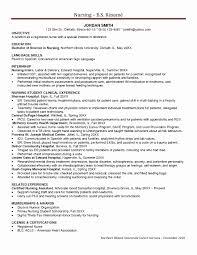 Icu Nurse Job Description Resume Book Of Icu Nursing Resume Samples