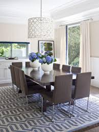 photos hgtv light filled dining room. Transitional Dining Room With Blue And White Accents Photos Hgtv Light Filled Photo Page | HGTV