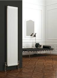tall wall radiators vertical tall electric wall radiators