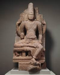 enthroned vishnu work of art heilbrunn timeline of art history  enthroned vishnu