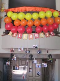 Small Picture Decor How To Make Birthday Party Decorations Remodel Interior