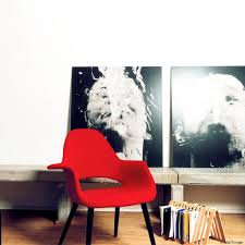 saarinen organic chair. Saarinen Organic Chair A