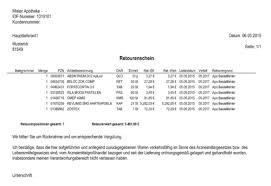 Retourenschein vordruck / vodafone retourenschein ausdrucken pdf : Retourenschein Drucken