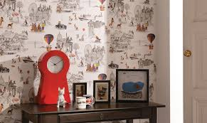 Buy Trip Multi-Coloured Wallpaper by Holden Decor at The Range - for the  games room?