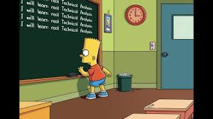 Bitcoin And The Bart Simpson Chart Pattern