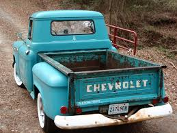 Chevy- this looks exactly like the truck my Dad had that I wish he ...