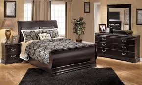Bedroom Ashley Sleigh Bed