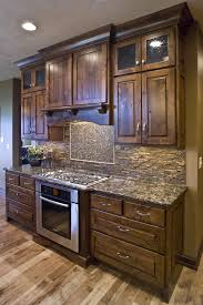 Rustic Beech Cabinets 40 Rustic Kitchen Designs To Bring Country Life Rustic Kitchen