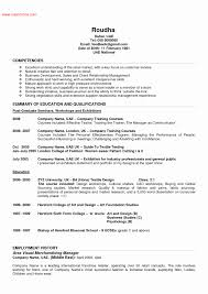 Resume Format For Sales Job Beautiful Jewelry Sales Resume