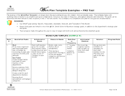Sample Work Plan 24 Images Of Detailed Work Plan Template Infovianet 14