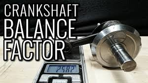 CRANKSHAFT BALANCING MADE EASY | Finding Crankshaft ...