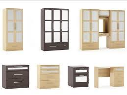 argos bedroom furniture. Plain Bedroom Argos Bedroom Furniture  Oak Or Wenge Chests Drawers Bedside Cabinet   Inside G