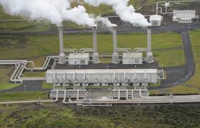 Plain Geothermal Energy Pictures Las Pailas Plant In Decor