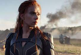 "Scarlett Johansson sues over ""Black ..."