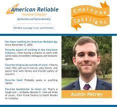 American reliable insurance company 8655 e. Bailey Culbertson Underwriting Assistant Oregon Mutual Insurance Linkedin