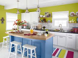 Idea For Kitchen Island Kitchen Awesome Design Ideas Kitchen Original Brick Wall White