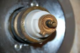 moen shower valve cartridge types just keeps spinning and no hot water