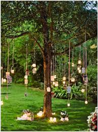 outdoor party decorations