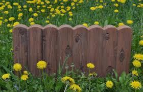 24pc white picket fence garden lawn edging for soft ground
