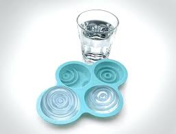 park water ripple ice cube tray molds lego target