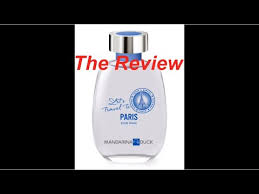 <b>Mandarina Duck Lets Travel</b> to Paris Men's Perfume Review ...