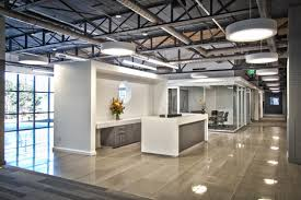 exposed ceiling trusses office - Google Search
