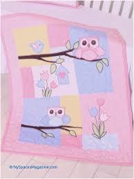baby blanket owl quilt blanket baby bedding owl nursery