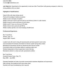 Car Driver Resume Inspiration Stunning Armored Driver Cover Letter S