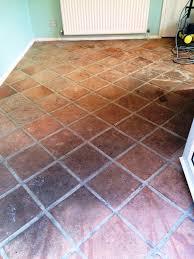 Terracotta Kitchen Floor Tiled Terracotta Kitchen Floor Winchmore Hill South