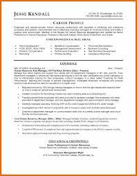 4 5 Sample Cna Resume Sowtemplate