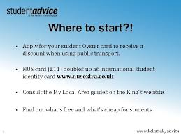 student life in the capital kcl ac