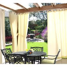 outdoor patio curtains grommet top indoor outdoor curtain panel outdoor patio curtains target outdoor patio curtains