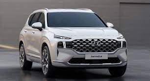 The santa fe is fairly satisfying to drive, although none of the models could be called outright athletic. 2021 Santa Fe Suv Hyundai Unveils 2021 Santa Fe Suv Auto News Et Auto